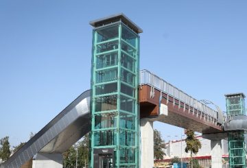 Antalya 3.Aşama Raylı Sistemler Üst Geçitler