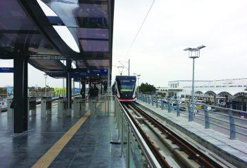 Antalya Havalimanı Tramvay Köprüsü