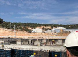 Antalya 3.Aşama Raylı Sistemler Depo Sahası Projesi