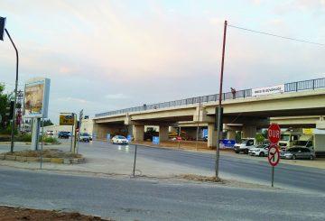 Antalya Altınova Köprülü Kavşağı