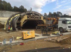 İstanbul Şile KMO Tünel Geomembran Yapım İşi