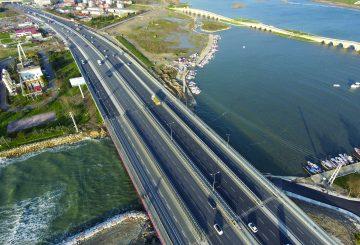 İstanbul Büyükçekmece E5 Otoyulu Üzeri Köprü