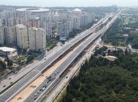 Antalya 3.Aşama Raylı Sistemler Meltem Köprülü Kavşağı